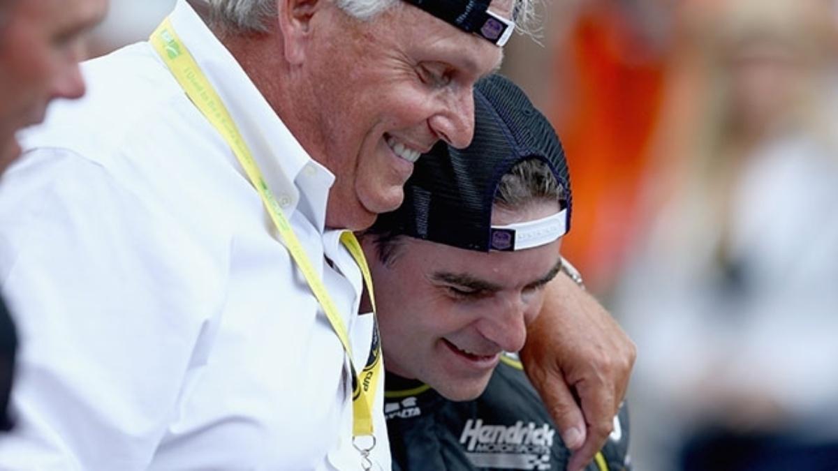 Jeff Gordon to run final full-time NASCAR season in 2015