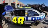 No. 48 team at Charlotte