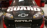 Earnhardt's Chevy for Texas