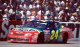 The No. 24 DuPont Chevy through the years