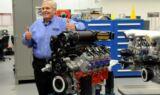 Rick Hendrick builds 2012 Camaro engine