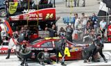 Jeff Gordon and the No. 24 team at Pocono