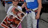 Dale Earnhardt Jr., No. 88 team at Atlanta