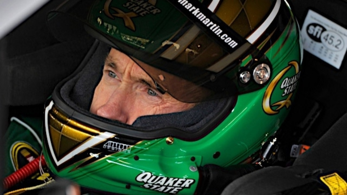 Martin, No. 5 team ready for inaugural Quaker State 400 at Kentucky