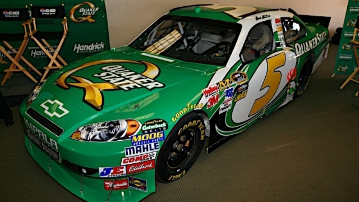 Quaker State named title sponsor for 2011 Cup event at Kentucky