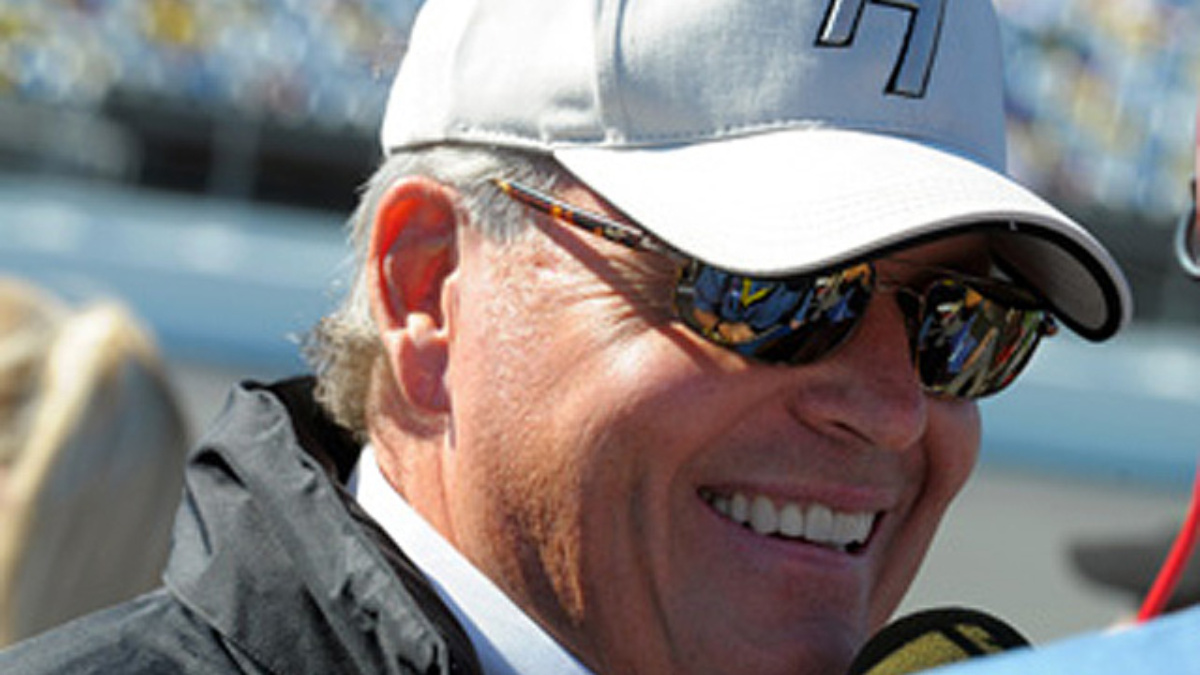 Ask Rick Hendrick or his drivers a question
