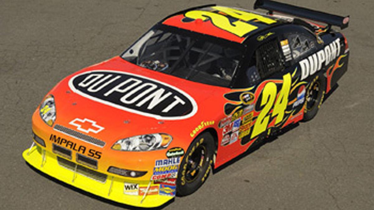 Auto Club Speedway will provide test for Gordon