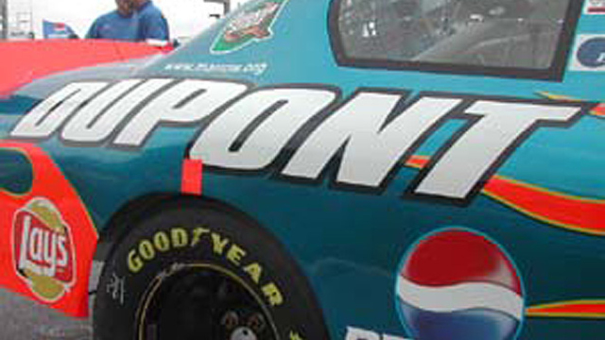 Gordon 10th at 'The Rock,' Fifth in Points