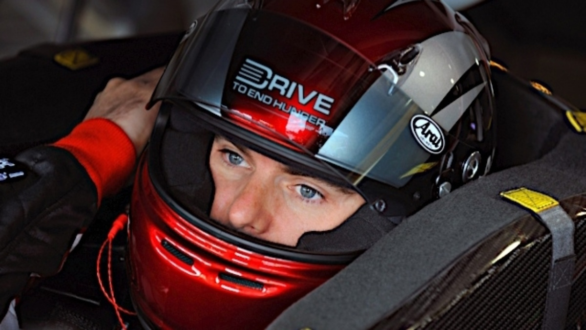 Gordon looking for eighth win at Martinsville Speedway