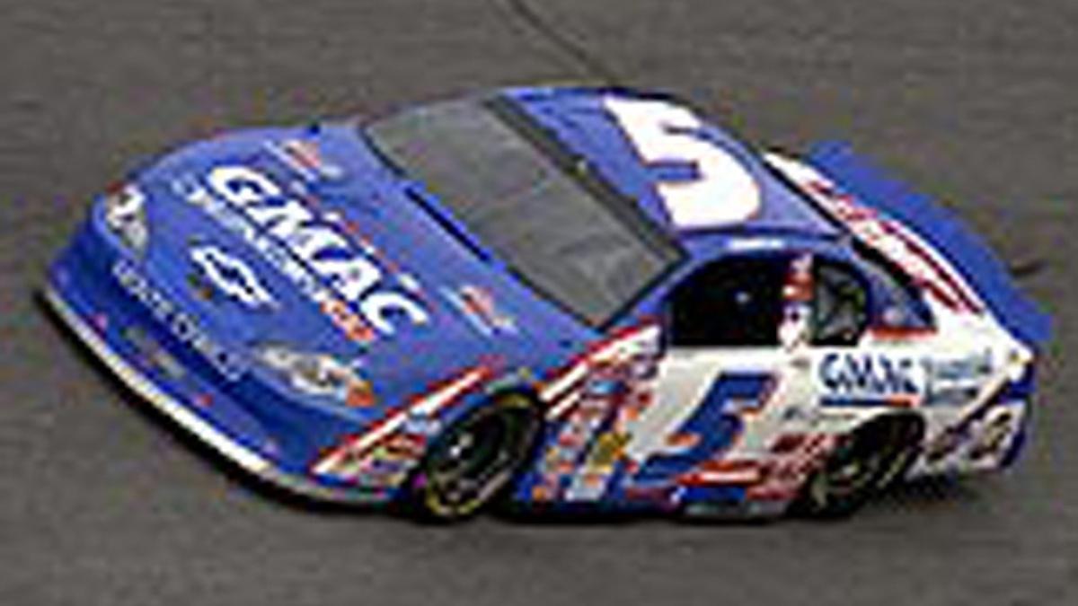 Hendrick Earns Top Finish of 2002 at Kentucky