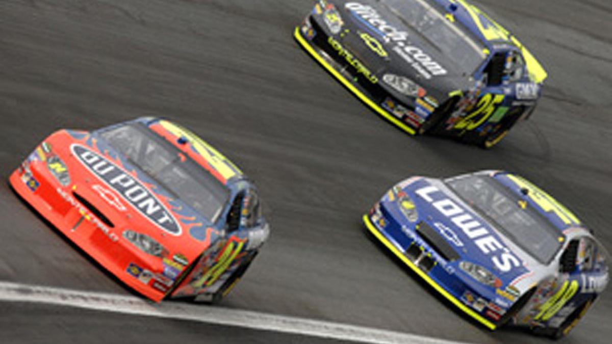 Hendrick Motorsports Wraps Up Season of Milestones