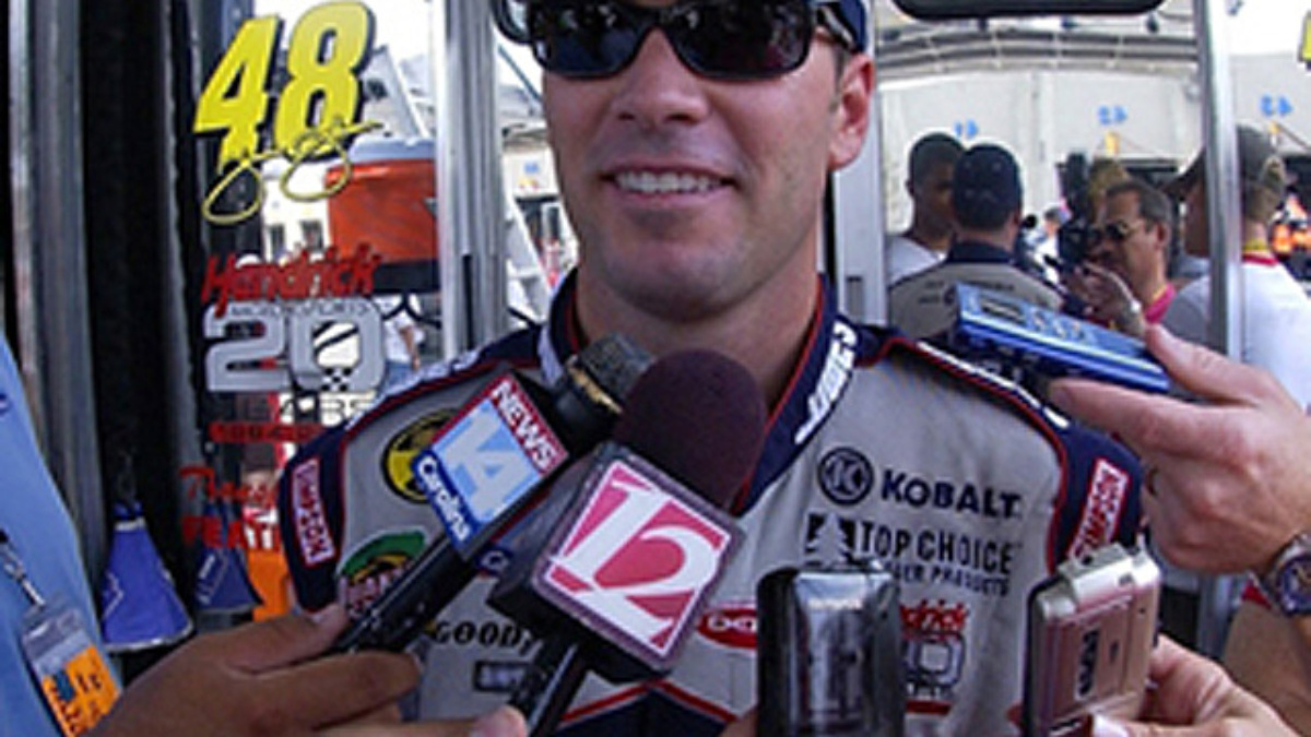 Johnson Finishes Fourth at Michigan, Leads Standings