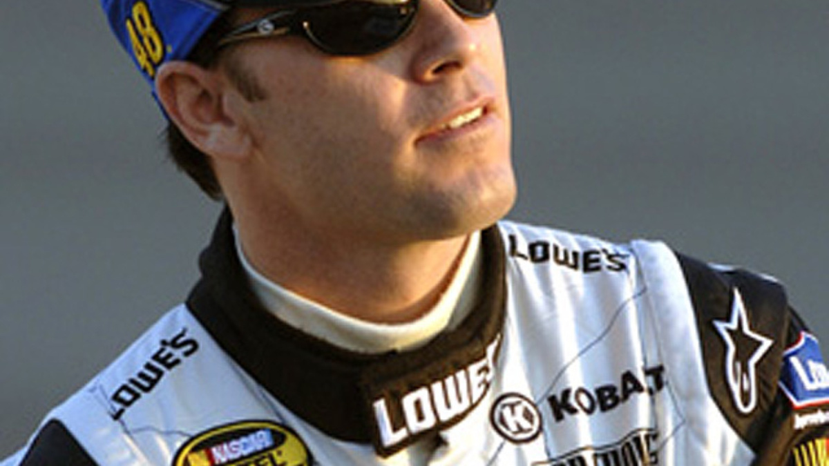 Johnson Second at California, Leads Points
