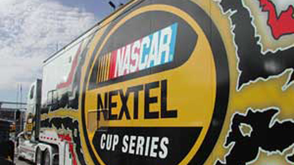 Realignment Announced for '05 NASCAR Schedule