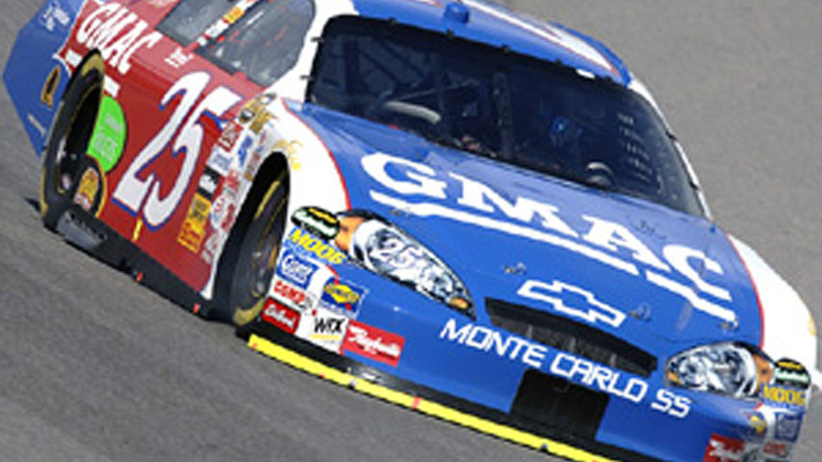Restrictor Plate Momentum for Vickers