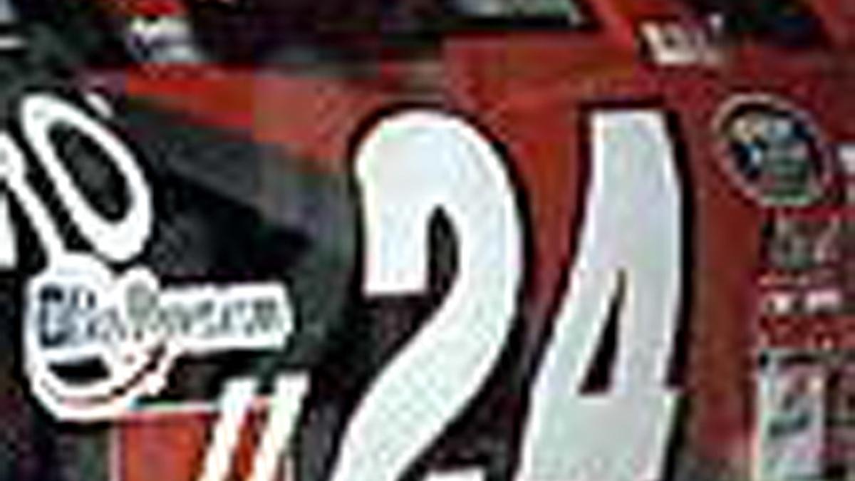 Sprague Regains Busch Series Lead in Dover