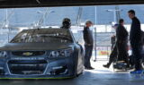 Behind-the-scenes exclusive: Earnhardt's return to the driver's seat