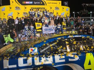 A Day in the Life: Johnson captures #se7en