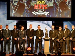 Honoring 'a true, one-heartbeat team'
