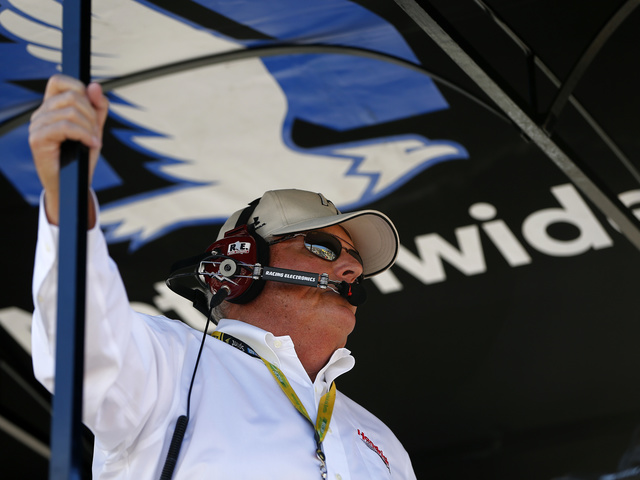 Hendrick: Earnhardt's return 'elevated the whole place'